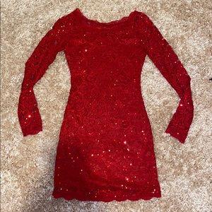 Beautiful red dress😍